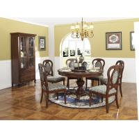 Round dining room sets images images of round dining for Used dining room sets