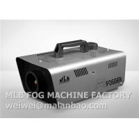 China Wired / Wireless Remote Control 900 Watt Stage Fog Machine For Small Club / Theater wholesale