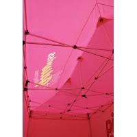 Quality 3 * 6 M Pop Up Custom Event TentsWith Folding Marquee Custom Printing for sale