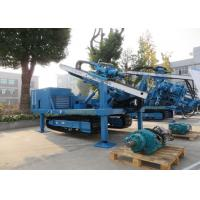 China Hydraulic Impact / Top Drive Anchor Drilling Rig Krupp And Eurodrill MDL-C150 wholesale
