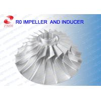 China Turbo Compressor Wheel Impeller And Inducer Marine Turbocharger TL-R160/ 200 / 250 / 320 / 400 / 500 / 630 / 750 25 / 26 wholesale