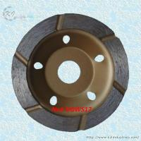 China Sintered Turbo Cup Grinding Wheel - DGWS17 wholesale
