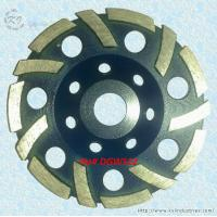 China Diamond Cup Grinding Wheel - DGWS12 wholesale