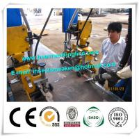 Buy cheap LF Series H Beam Production Line , Cantilever Submerged Arc Welding Machine from wholesalers