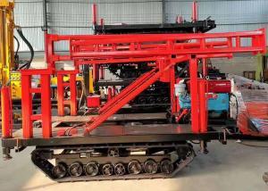 China Mini Portable 200m Hydraulic Borewell Machine wholesale