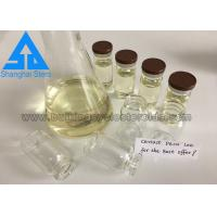 China CAS 58-20-8 Oil Based Testosterone Cypionate Steroids For Muscle Building wholesale