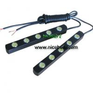 China Led Daytime Running Light Auto DRL High Power 12V 5W/10W wholesale
