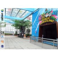 China Exciting 4D Cinema Equipment With Especial Effect For Kids Entertainment wholesale