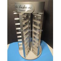China Fashion Accessories Retail Rotating Earring Display Rack For Brand Jewelry Shops wholesale