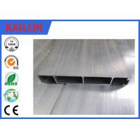 China Extrusion Waterproof Aluminum Decking Board for Elevator / Escalator Threshold Plate wholesale