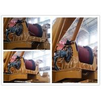 China Offering Customized Design Tower Crane Winch for Construction & Offshore Using wholesale