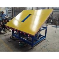 China Assembly Air Float Table With Tilting / Vacuum Suckers , Application Air Floatation Table wholesale