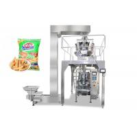 China 1000ml Automatic Packaging Machine For Chips / Snacks / Frozen Shrimp wholesale