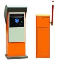 China IC / ID Cards Intelligent Car Parking System Management, Entrance Barrier With Bluetooth wholesale