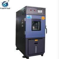 China Small Size Temperature Humidity Test Chamber / Benchtop Humidity Chamber wholesale