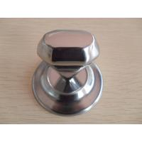 China Cookware Accessories , Stainless Steel Glass Lid Knob wholesale