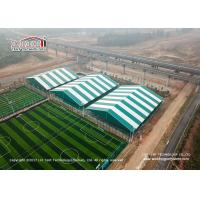 China 50m Width Huge Aluminum Sport Event Tents For Temporary Mobile Stadium wholesale
