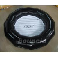 Inflatable water pool IP41 outer diameter:3m with inflatable bottom
