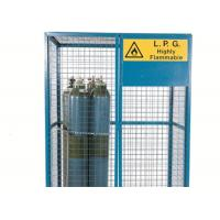 China Large Size Gas Cylinder Cages Air Conditioner Cage Anti Theft For Warehouse              wholesale