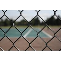 "China 1.8mx10x50mmx50mm2.5mm, 29kg galvanized chain link fence slats Panels  from  "". Victoria "" wholesale"