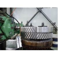 China big size spiral bevel gear Professional Made Helical Gear for Agricultural Machinery made in China wholesale
