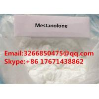 China Effective Standard Mestanolone Testosterone Powder Source For Male Hypogonadism Treatment on sale