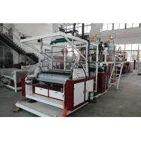 China 4500kg Shrink Wrap Equipment , Cling Film Machine Low Energy Consumption wholesale