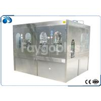 China drinking water Rinsing Filling Capping Machine , Bottled Water Production Line wholesale