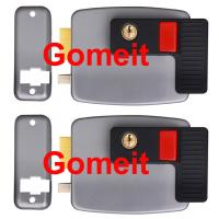 China 12VDC Low Noise Electric Rim Door Lock , Apartment Doors Automatic Door Lock wholesale