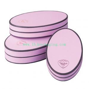 China oval  paper box wholesale