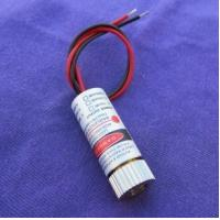 China 650nm 5mw Adjustable Focusing Red Cross Line Laser Module wholesale