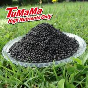 China Tumama high nutrient organic-inorganic compound potato fertilizer , NPK 8-8-14 wholesale