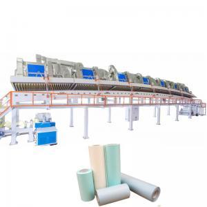 China Aluminum Foil Self BOPP 1800mm Adhesive Tape Coating Machine wholesale
