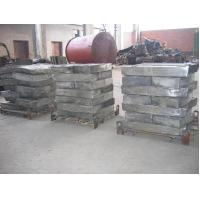 Buy cheap Wear Resistance Ball Mill Liners Low Toughness High Cr Cast Iron from wholesalers