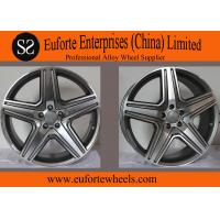China Black Car Alloy Mercedes Benz Custom Wheels Luxury For E300L Rims on sale