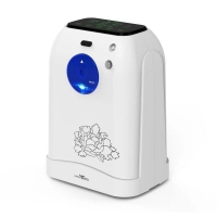 Quality Lightweight Continuous Flow Portable Oxygen Concentrator 105W for sale