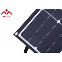 China Custom Logo Foldable Portable Solar Panel 250W Solar Blanket Quiet Energy on sale