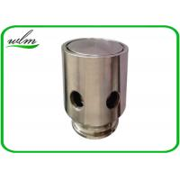 China Aseptic Tri Clamped Sanitary Pressure Relief Valve Rebreather / Air Filter on sale