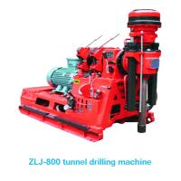 China Zlj-800 Tunnel Core Drilling Rig for Underground Exploration wholesale