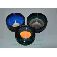China Unmounted Single-element F-theta Scan Lens CO2 Laser 1064nm Custom Optic Lens wholesale