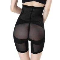 black Waist Shapers Hook And Eye Button 2