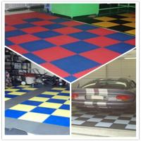 China Indoor/garage/showrooms/pools/airplane hangars/Auto Washing room/Bathroom/Plastic Flooring wholesale