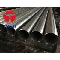 China Heat Exchanger Seamless And Welded Pipe Ferritic / Martenstic Stainless Steel wholesale