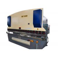 China Wc67y Hydraulic Bending Plate Folding Stainless Steel Press Brake Machine wholesale