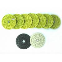 China Spiral yellow and green Wet Pads DM_05 wholesale