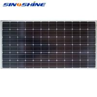 China Low price and high quality Monocrystalline 290 watt solar panel for dc solar air conditioner price in pakistan wholesale