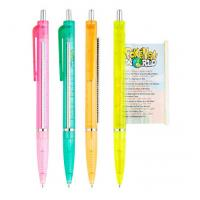 China advertising gift promotional banner pen, pull out pen wholesale