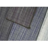 Buy cheap Jacquard Selvedge Denim Fabric / Soft Jean Cloth Fabric Eco - Friendly from wholesalers