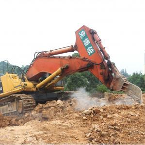 China Heavy duty excavator single bucket attachment single Heavy duty single shank excavator ripper wholesale