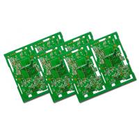 China Different Layer PCB Immersion Gold Surface Fnishing With FR4 Material wholesale